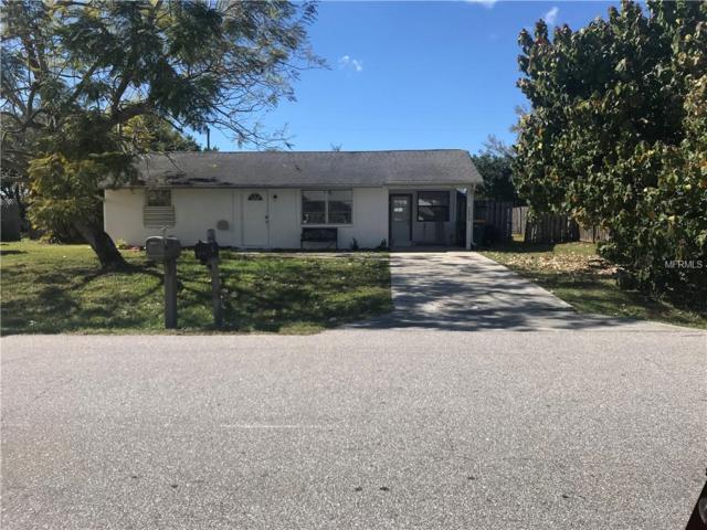 1573 Abscott Street, Port Charlotte, FL 33952 (MLS #D6105232) :: Delgado Home Team at Keller Williams