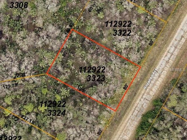 Royalred Avenue, North Port, FL 34288 (MLS #D6105253) :: GO Realty