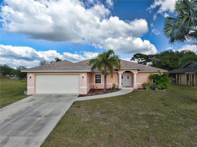 257 Mark Twain Lane, Rotonda West, FL 33947 (MLS #D6105289) :: Zarghami Group