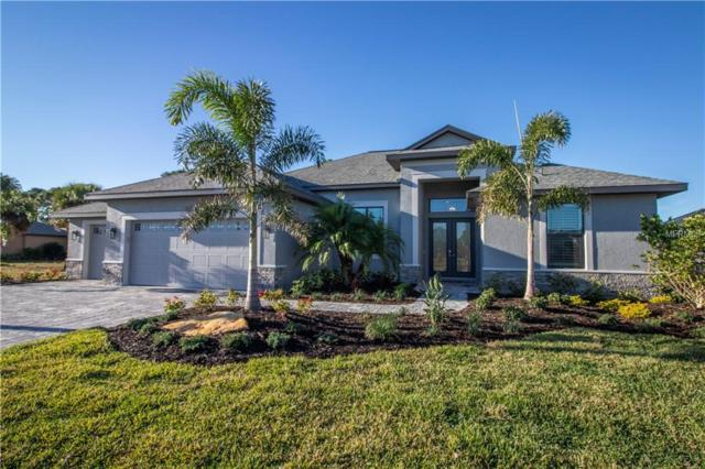 734 Rotonda Circle, Rotonda West, FL 33947 (MLS #D6105294) :: Medway Realty