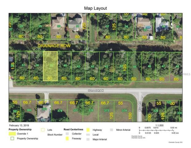 452 Sunset Road N, Rotonda West, FL 33947 (MLS #D6105329) :: Zarghami Group