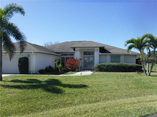 27 Clubhouse Place, Rotonda West, FL 33947 (MLS #D6105341) :: The BRC Group, LLC
