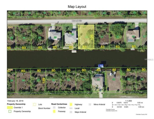 15738 Stuart Circle, Port Charlotte, FL 33981 (MLS #D6105395) :: The BRC Group, LLC