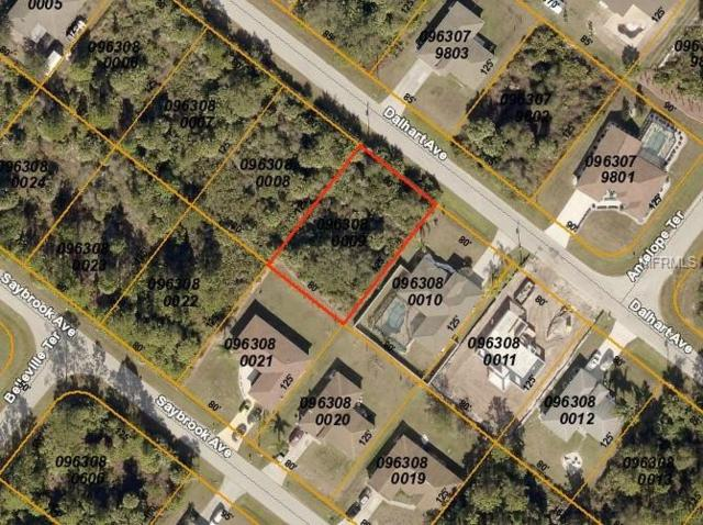 Dalhart Avenue, North Port, FL 34286 (MLS #D6105397) :: Griffin Group