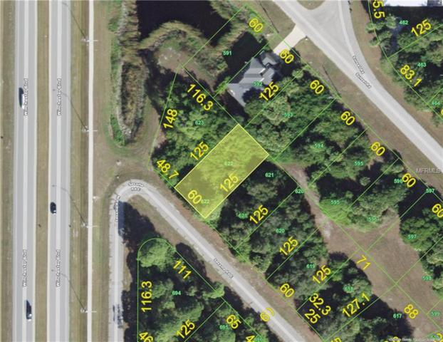 172 Sesame Road E, Rotonda West, FL 33947 (MLS #D6105407) :: The BRC Group, LLC