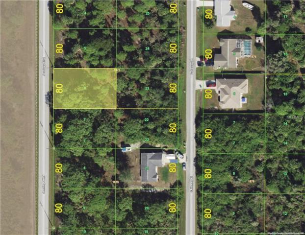 4458 Jennings Boulevard, Port Charlotte, FL 33981 (MLS #D6105419) :: Griffin Group