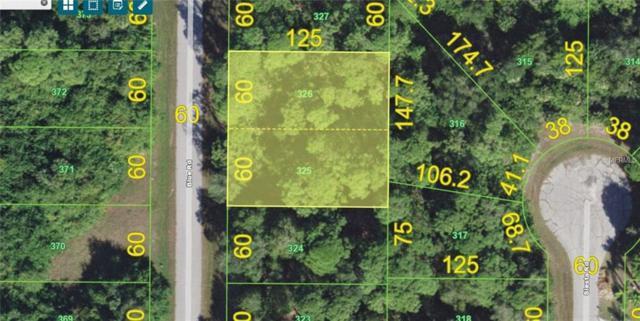 127 Blue Road, Rotonda West, FL 33947 (MLS #D6105437) :: McConnell and Associates