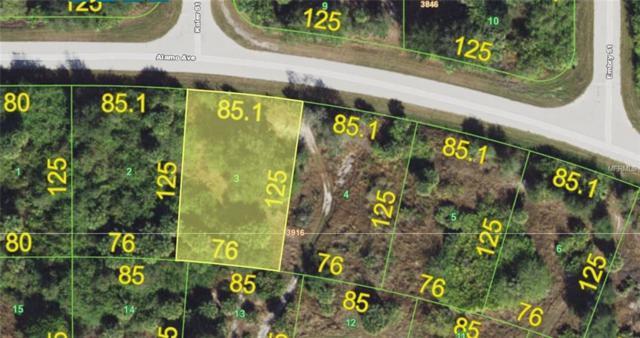12109 Alamo Avenue, Port Charlotte, FL 33981 (MLS #D6105446) :: Ideal Florida Real Estate