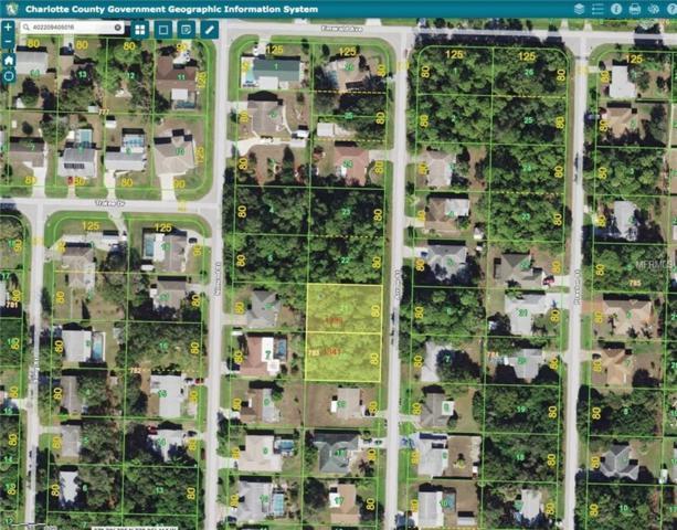 1341 Arrow Street, Port Charlotte, FL 33952 (MLS #D6105467) :: Medway Realty