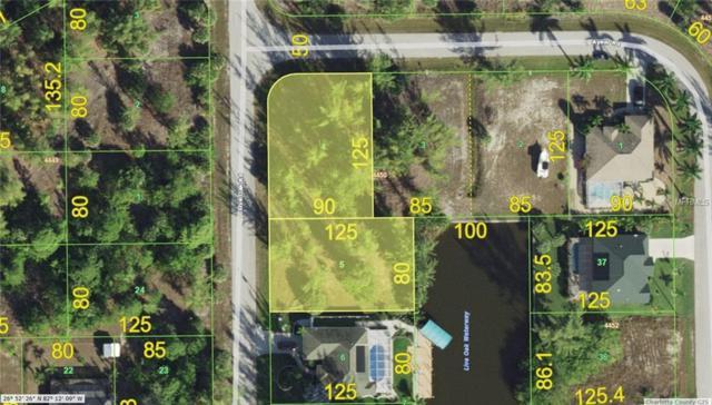 10474 & 10458 Live Oak Road, Port Charlotte, FL 33981 (MLS #D6105477) :: The Edge Group at Keller Williams
