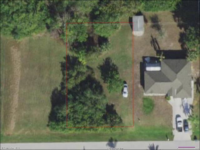 11114 Cheltenham Avenue, Englewood, FL 34224 (MLS #D6105479) :: RE/MAX Realtec Group