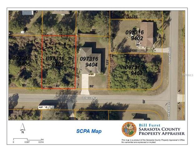 Octavius Avenue, North Port, FL 34287 (MLS #D6105517) :: Burwell Real Estate