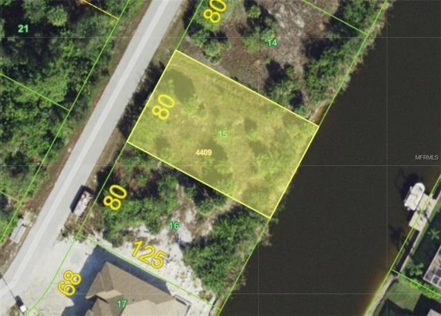 9466 Gazania Drive, Port Charlotte, FL 33981 (MLS #D6105542) :: Medway Realty