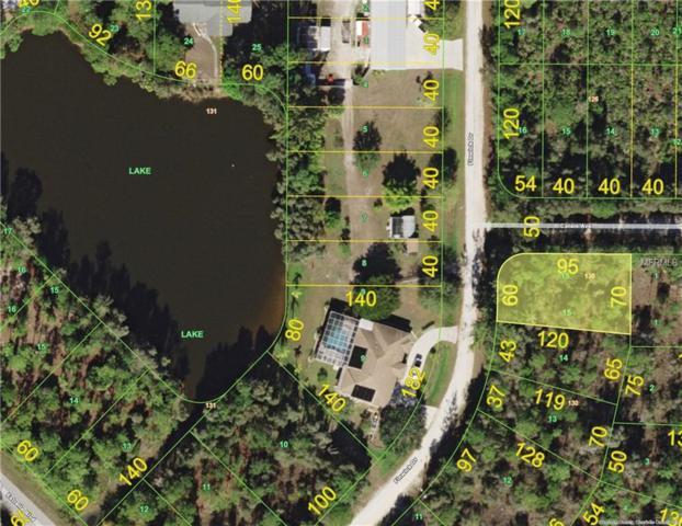 12254 Finwick Drive, Punta Gorda, FL 33955 (MLS #D6105635) :: RE/MAX Realtec Group