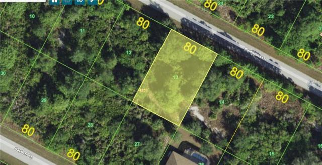 13427 Boabadilla Lane, Port Charlotte, FL 33981 (MLS #D6105700) :: RE/MAX Realtec Group