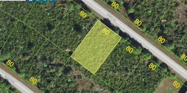 14101 Whittier Lane, Port Charlotte, FL 33981 (MLS #D6105719) :: RE/MAX Realtec Group