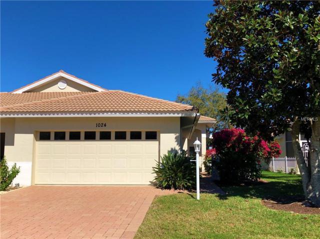 1024 Topelis Drive, Englewood, FL 34223 (MLS #D6105725) :: Cartwright Realty