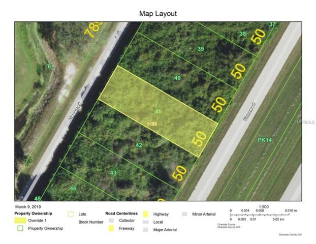12722 Gulfstream Boulevard, Port Charlotte, FL 33981 (MLS #D6105802) :: Medway Realty