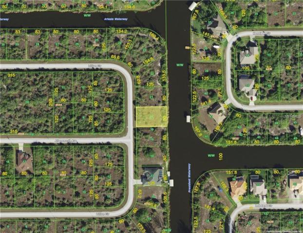 14734 Lillian Circle, Port Charlotte, FL 33981 (MLS #D6105810) :: RE/MAX Realtec Group