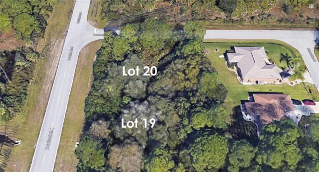 LOT 20 BLOCK 697 Lamarque Avenue, North Port, FL 34286 (MLS #D6105846) :: Burwell Real Estate