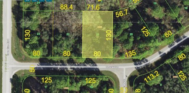 1667 Norwalk Terrace, Port Charlotte, FL 33953 (MLS #D6105869) :: Medway Realty