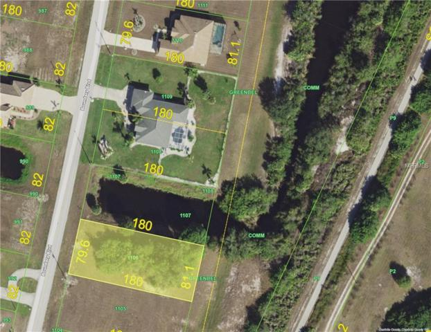 923 Boundary Boulevard, Rotonda West, FL 33947 (MLS #D6105909) :: Medway Realty