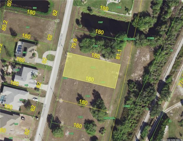 925 Boundary Boulevard, Rotonda West, FL 33947 (MLS #D6105935) :: Medway Realty