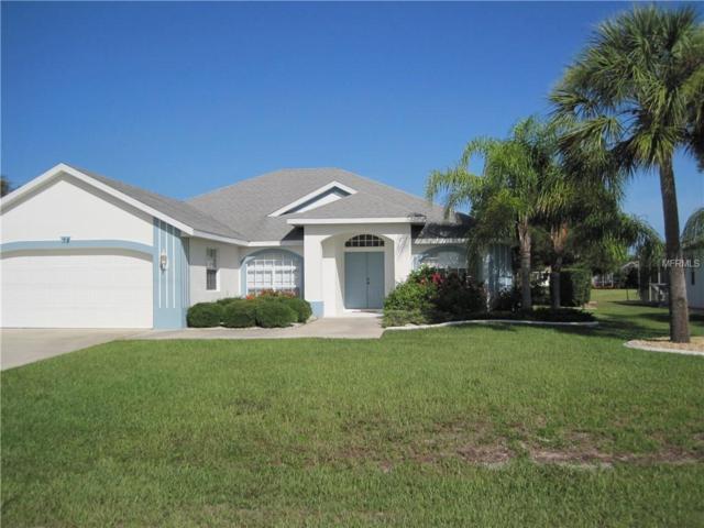 38 Medalist Terrace, Rotonda West, FL 33947 (MLS #D6105976) :: Medway Realty