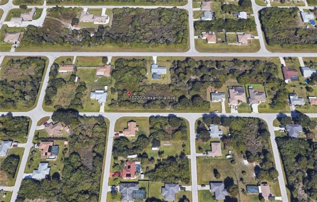 10220 Alexandria Avenue, Englewood, FL 34224 (MLS #D6105983) :: EXIT King Realty