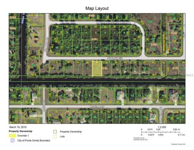 7802 St Regis Circle, Port Charlotte, FL 33981 (MLS #D6105994) :: RE/MAX Realtec Group