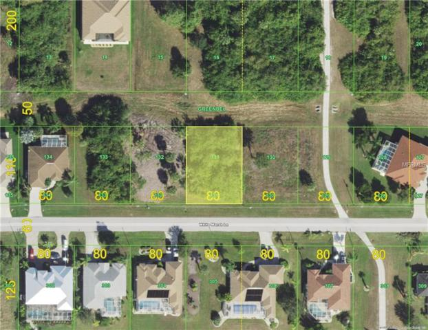 115 White Marsh Lane, Rotonda West, FL 33947 (MLS #D6106046) :: Keller Williams Realty Peace River Partners