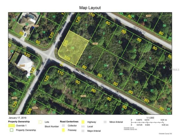14066 Kewanee Lane, Port Charlotte, FL 33981 (MLS #D6106085) :: Medway Realty