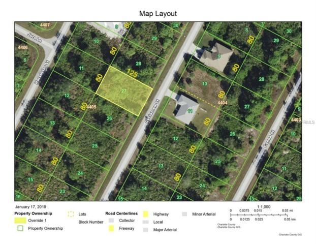 9275 Cyclamen Street, Port Charlotte, FL 33981 (MLS #D6106096) :: Baird Realty Group