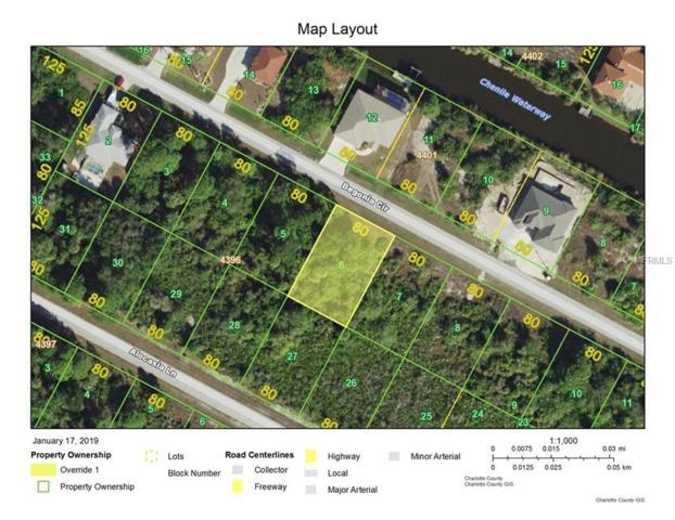 13655 Begonia Circle, Port Charlotte, FL 33981 (MLS #D6106099) :: Baird Realty Group