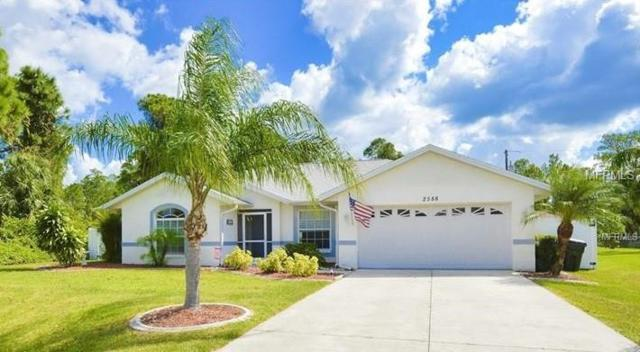 2588 Atwater Drive, North Port, FL 34288 (MLS #D6106126) :: Medway Realty