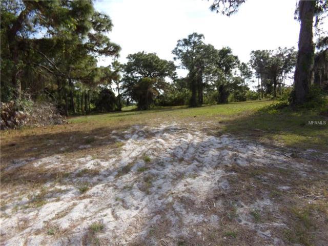 222 Medalist Road, Rotonda West, FL 33947 (MLS #D6106316) :: GO Realty
