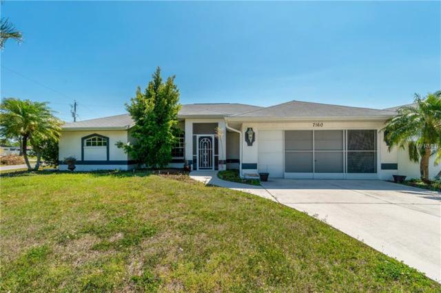 7160 Dateland Street, Englewood, FL 34224 (MLS #D6106332) :: Medway Realty