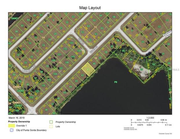 12254 Quail Drive, Placida, FL 33946 (MLS #D6106344) :: Burwell Real Estate