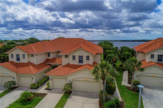 4608 Club Drive #202, Port Charlotte, FL 33953 (MLS #D6106346) :: The Duncan Duo Team