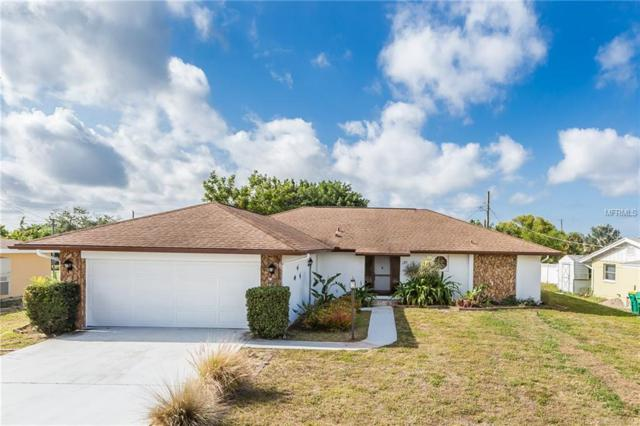 121 Concord Drive NE, Port Charlotte, FL 33952 (MLS #D6106390) :: Cartwright Realty
