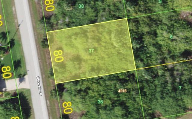 8101 Burwell Circle, Port Charlotte, FL 33981 (MLS #D6106407) :: GO Realty