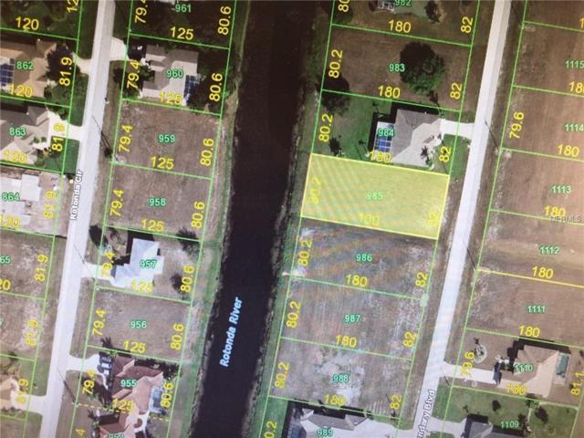 910 Boundary Blvd, Rotonda West, FL 33947 (MLS #D6106469) :: Medway Realty