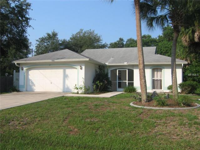 107 Rebel Court, Rotonda West, FL 33947 (MLS #D6106489) :: RE/MAX Realtec Group