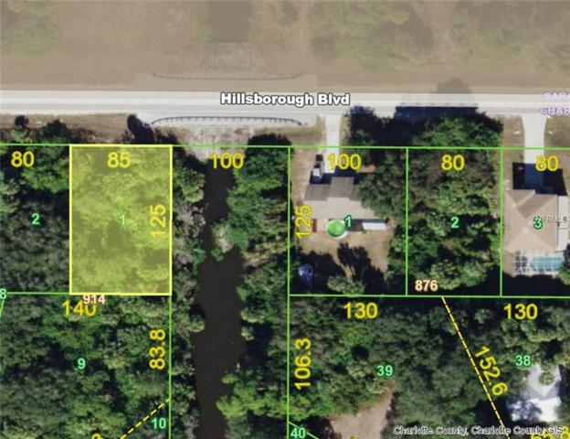 20131 Hillsborough (Lot 1) Boulevard, Port Charlotte, FL 33954 (MLS #D6106495) :: Lockhart & Walseth Team, Realtors