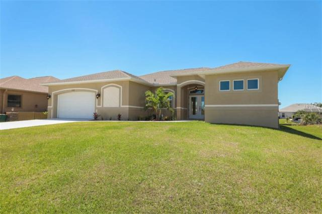 15610 Seafoam Circle, Port Charlotte, FL 33981 (MLS #D6106526) :: RE/MAX Realtec Group