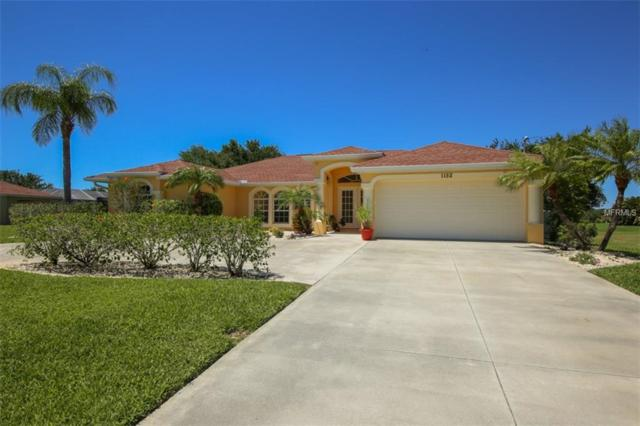 1152 Boundary Boulevard, Rotonda West, FL 33947 (MLS #D6106560) :: Medway Realty
