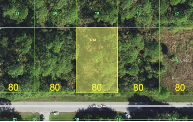 13048 Proctor Avenue, Port Charlotte, FL 33981 (MLS #D6106561) :: Medway Realty