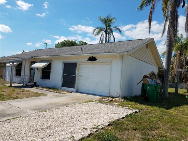 13308 Englewood Road, Port Charlotte, FL 33981 (MLS #D6106565) :: Delgado Home Team at Keller Williams