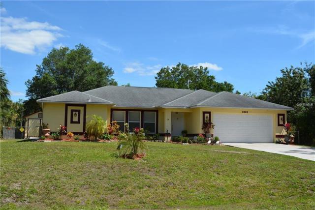 5262 Weslaco Lane, North Port, FL 34286 (MLS #D6106590) :: Medway Realty