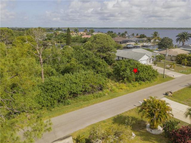 3049 Curry Terrace, Port Charlotte, FL 33981 (MLS #D6106613) :: The Edge Group at Keller Williams